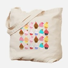 Lots Of Cupcakes Tote Bag