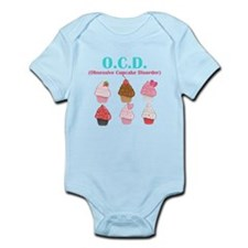 Obsessive Cupcake Disorder Body Suit