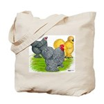 Feather-legged Bantams Tote Bag
