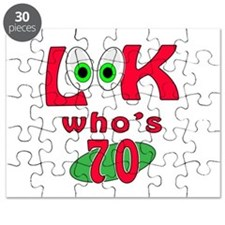 Look who's 70 ? Puzzle
