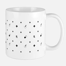 Pharmacy Pattern Mug
