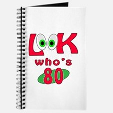 Look who's 80 ? Journal
