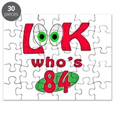 Look who's 84 ? Puzzle