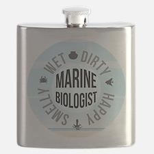 Marine Biologist Flask