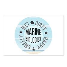 Marine Biologist Postcards (Package of 8)