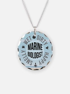 Marine Biologist Necklace