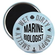 Marine Biologist Magnet