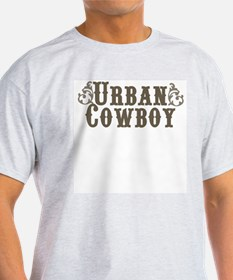Urban Cowboy Ash Grey T-Shirt