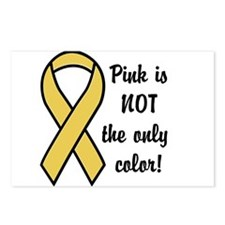 Ewings Sarcoma Ribbon Pink is not the only color P