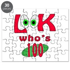 Look who's 100 ? Puzzle