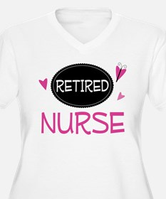 Retired Nurse T-Shirt