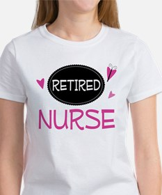 Retired Nurse Tee