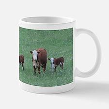 Cow and Calves Mug