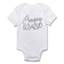 Unique White anglo saxon protestant Infant Bodysuit