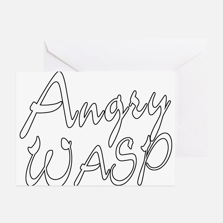Cute Wasp Greeting Cards (Pk of 10)