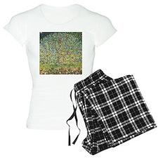 Apple Tree Klimt Pajamas
