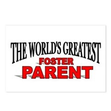 """The World's Greatest Foster Parent"" Postcards (Pa"