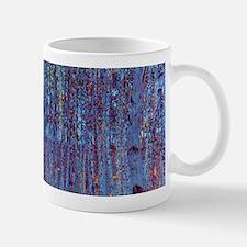 beech forest klimt Small Small Mug