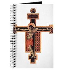 Pisa Cimabue: Crucifix Journal