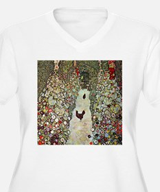 chickens Plus Size T-Shirt