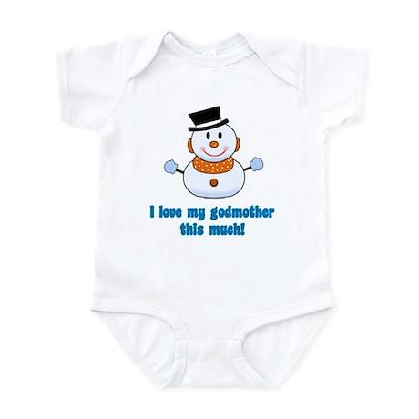 Love godmother Infant Bodysuit