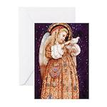 Angel of Reward Greeting Cards (Pk of 10)