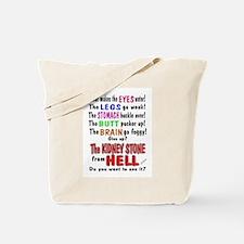 kidney stone.jpg Tote Bag