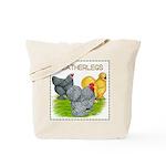 Feather-leg Trio Tote Bag