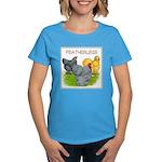 Feather-leg Trio Women's Dark T-Shirt