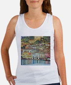 lake garda klimt Tank Top