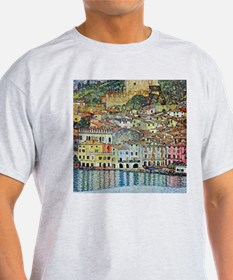 lake garda klimt T-Shirt