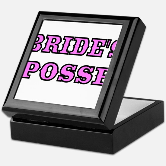 BRIDES POSSE 2 Keepsake Box
