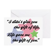 FOSTER/ADOPTION Greeting Cards (Pk of 20)