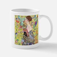 lady klimt Mug