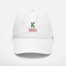 K is for Kokopelli Baseball Baseball Cap