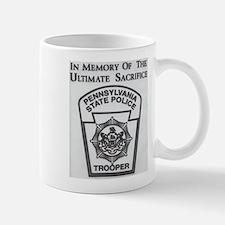 Helping Pennsylvania State Police Mug