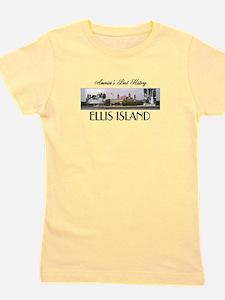 ABH Ellis Island Girl's Tee