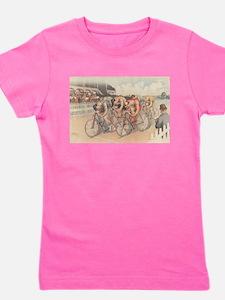 Cycling Race Girl's Tee