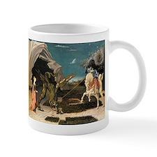 St. George and the Dragon, Ucello Mug