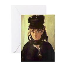 Berthe Morisot, Manet Greeting Card