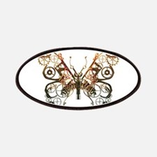 Industrial Butterfly (Copper) Patches