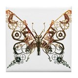 Industrial butterfly Coasters