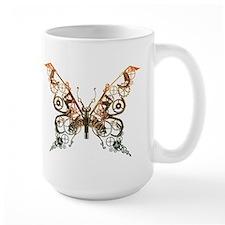 Industrial Butterfly (Copper) Mug