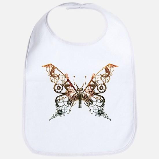 Industrial Butterfly (Copper) Bib