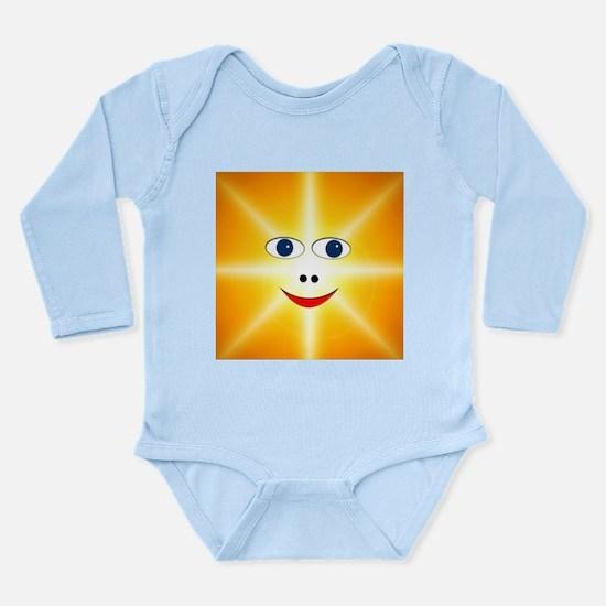 Smiley Sun Body Suit