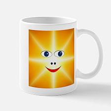 Smiley Sun Mug