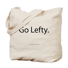 Go Lefty Tote Bag