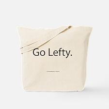 Go Lefty Tote Bag