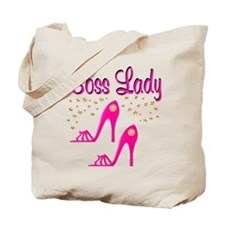 BOSS LADY Tote Bag