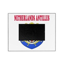 Netherlands Antilles Coat Of Arms Designs Picture Frame